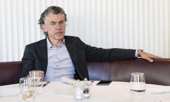 Investor Michael Tojner.