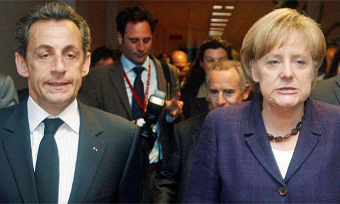 Ratingagenturen senken EUGipfel Kreditwuerdigkeit