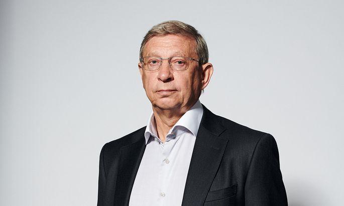 """Wladimir Jewtuschenkow über den Fortschritt: """"Die Größe des Landes zählt – oder man bündelt die Kräfte."""""""