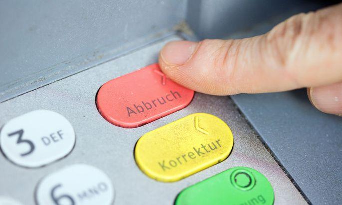 Mit Sicherheit keine Bankomatgebühr verspricht die ING-DiBa Austria.