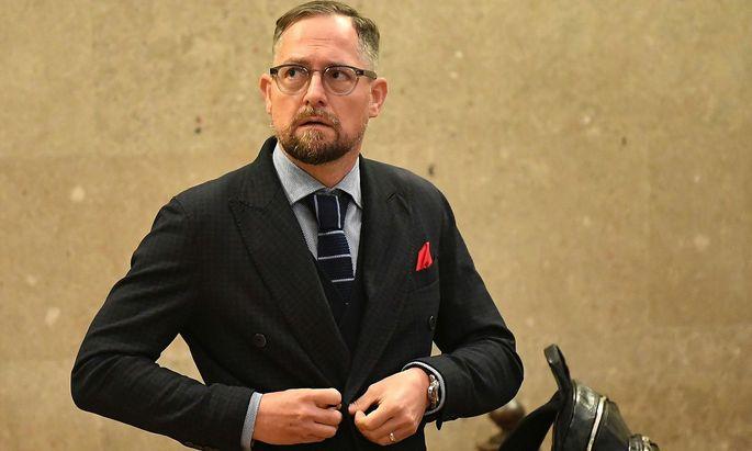 """Grasser-Anwalt Norbert Wess: """"Wenn die WKStA schon mich gerne beleidigt, sollte sie berücksichtigen, dass sie auch das Gericht lächerlich macht."""""""