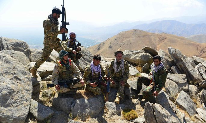 Das Pandschirtal in Afghanistan leistet Widerstand gegen die Taliban