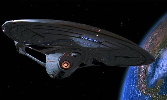 """Auch in der TV-Serie """"Star Trek"""" gibt es (spätestens seit 1967) Paralleluniversen."""