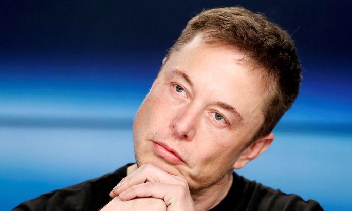 Elon Musk sorgt mit einem Tweet für Aufregung um die Tesla-Aktie