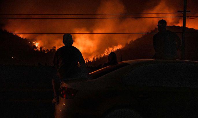 Waldbrände in Kalifornien - mindestens drei Tote