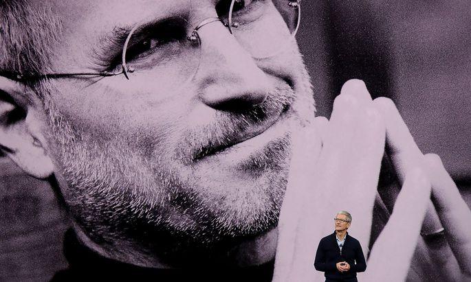 Tim Cook ging in den letzten zehn Jahren seinen eigenen Weg mit Apple.