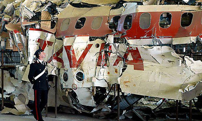 Flugzeugabsturz: Italien soll 100 Millionen Schadenersatz zahlen