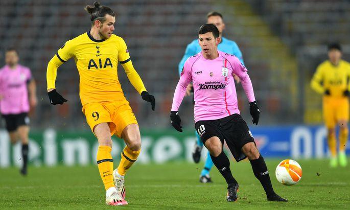 Bale gegen Michorl, ein ungleiches Duell