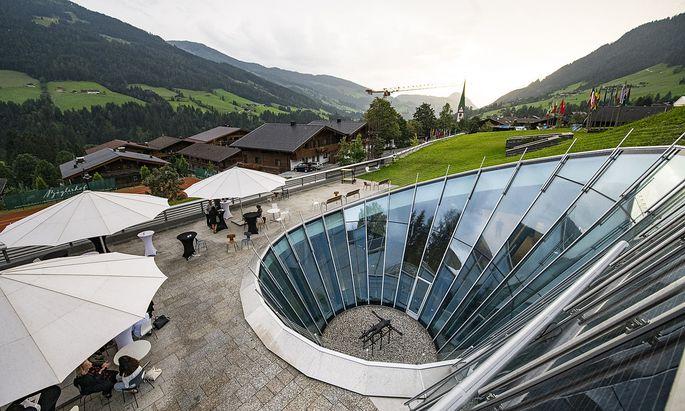 Das Forum Alpbach widmet sich im kommenden Jahr den Fundamenten unserer Gesellschaft.