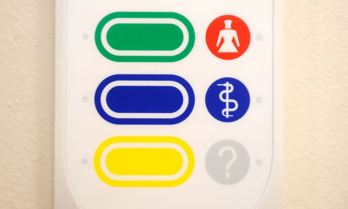 Symbolbild: Krankenhaus