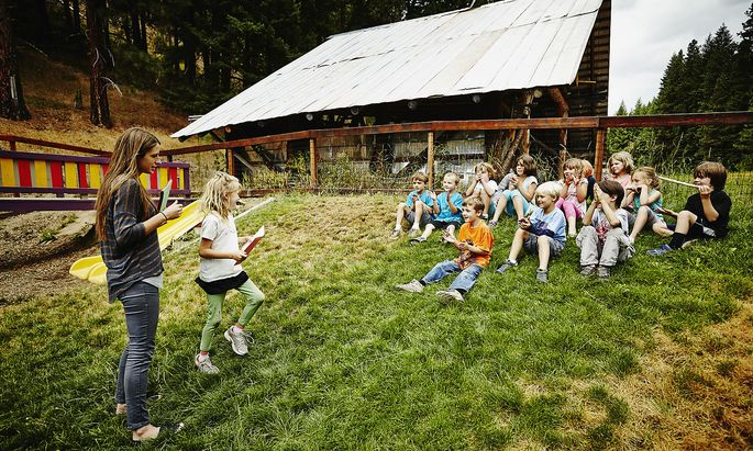 Neben Unterricht im Sommer soll es heuer auch mehr Sommercamps geben. Allerdings muss nun wohl mehr Abstand gehalten werden.