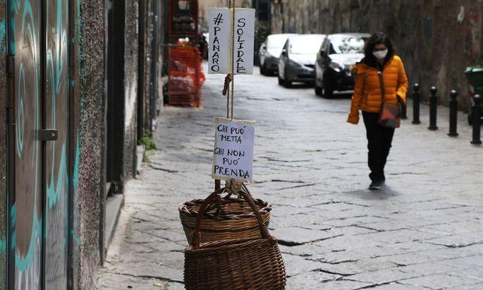 Senkt die Ratingagentur Standard & Poor´s den Daumen über Italien?