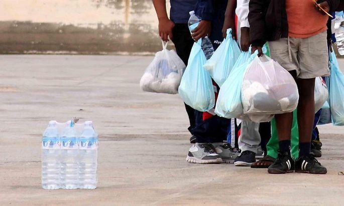 In drei Monaten 577 syrische Flüchtlinge zurückgeschoben