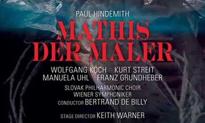 """Paul Hindemiths """"Mathis der Maler"""" nun auch auf DVD."""