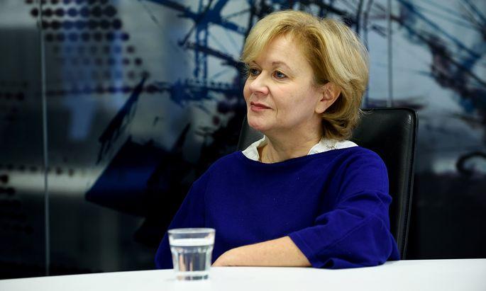 Von Gewalt bis Diskriminierung reichten die Themen, die an Susanne Wiesinger herangetragen wurden.