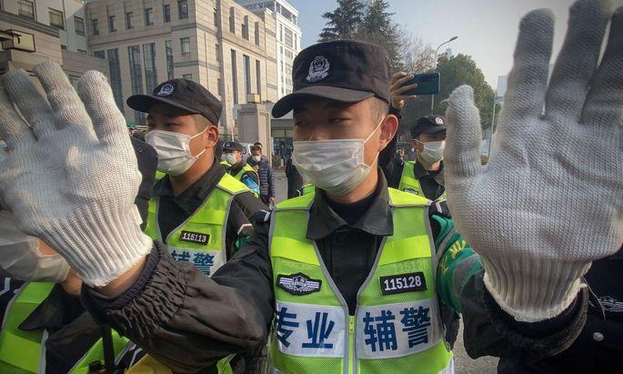 China blockierte WHO-Experten in letzter Minute