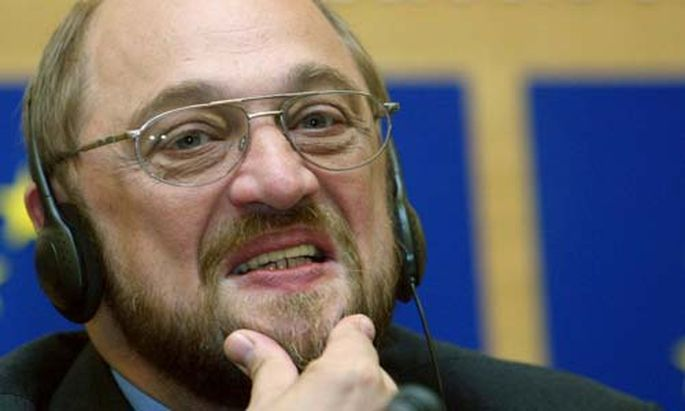 Martin Schulz will Präsident des EU-Parlaments werden