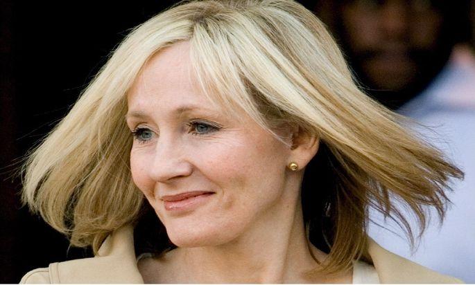 Rowling veroeffentlichte Roman unter