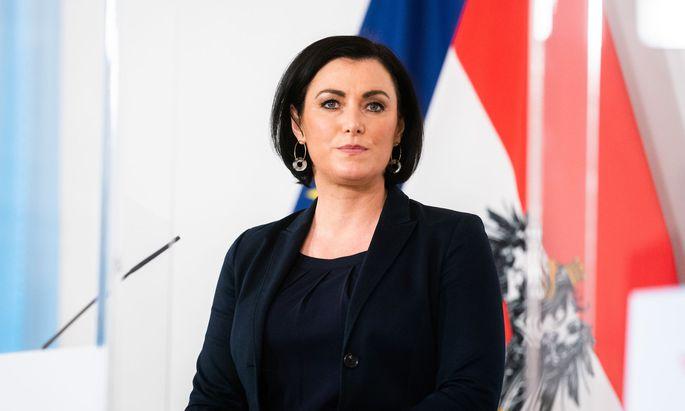 Tourismusministerin Elisabeth Köstinger (ÖVP)