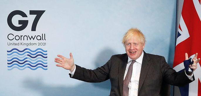 Gastgeber Boris Johnson warnte vor einem Wiederholen der Fehler zu Zeiten der Finanzkrise.