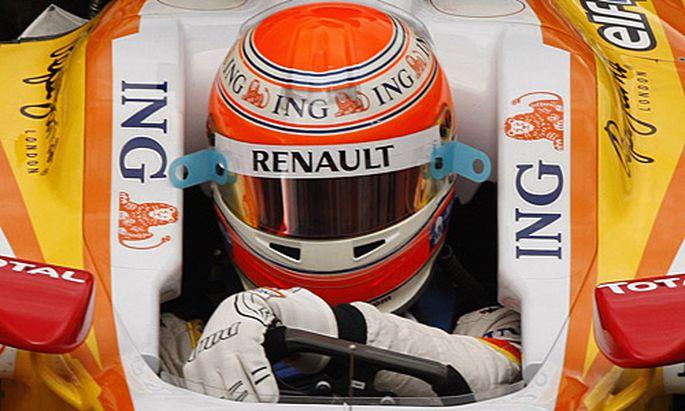 Nelson Piquet Jr. muss sich ein neues Cockpit suchen.