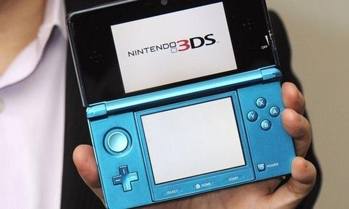 Nintendo ermoeglicht 3DErlebnis ohne