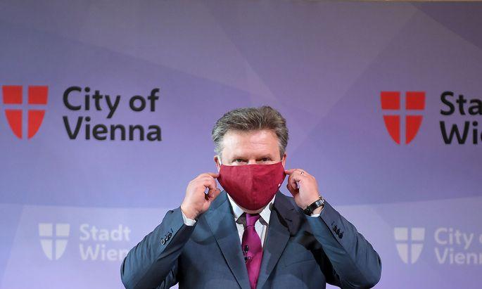 Unbestrittene Nummer eins in Wien: Michael Ludwig.