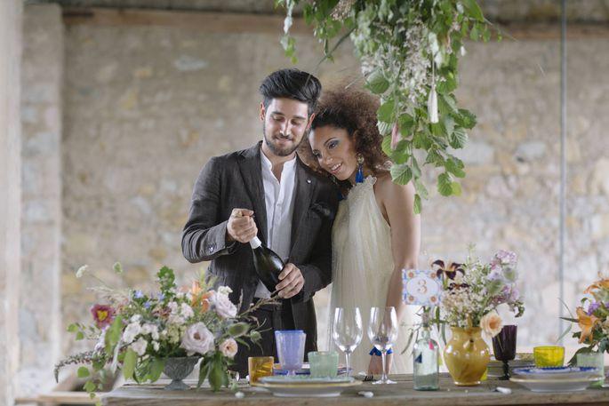 Große, durchinszenierte Hochzeiten sind erst für 2022 wieder geplant
