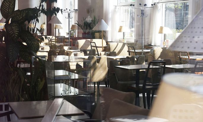 geschlossenes Cafe Prueckl