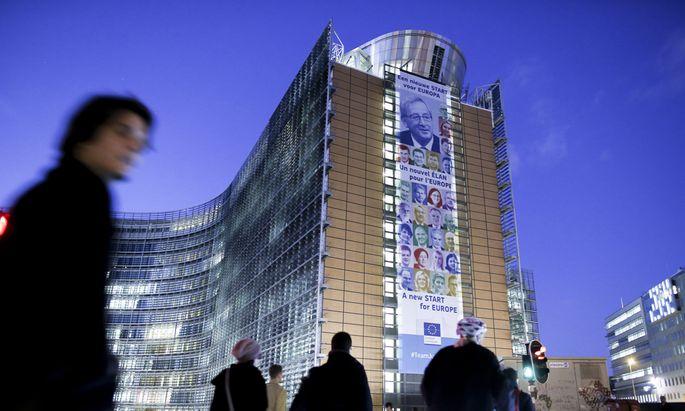 BELGIUM LUXEMBOURG EU COMMISSION