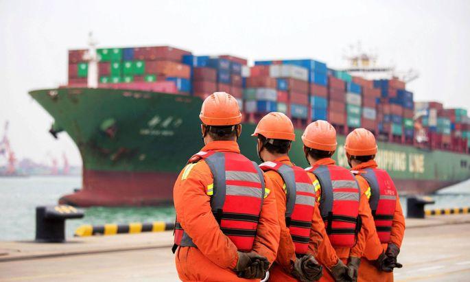 China und USA einigen sich im Zollstreit