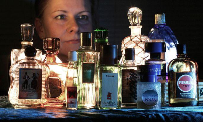 DDR-Parfüms: Der Duft des Wohlstandstraum