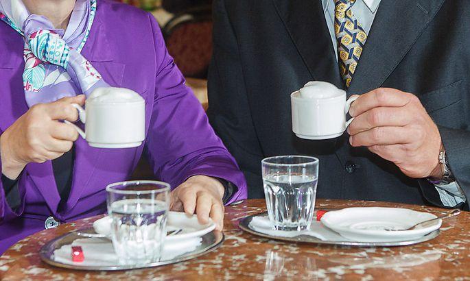 Die Melange ist Wiens beliebtester Kaffee