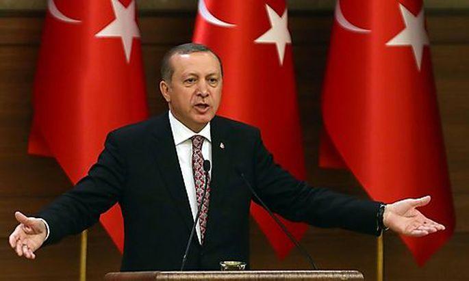 Erdogan drohte Europa