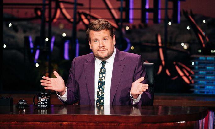 """Moderator James Corden ist in """"The Prom"""" wieder einmal als Schauspieler zu sehen."""