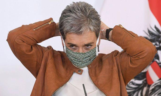 Ulrike Lunacek widerspricht nun Rücktrittsgerüchten, die am Dienstagabend in Medienberichten auftauchten.