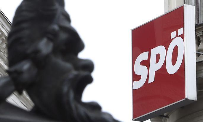 PARTEIZENTRALE SPÖ