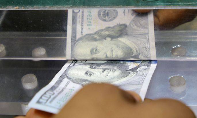 Der Dollar bald auch digital?