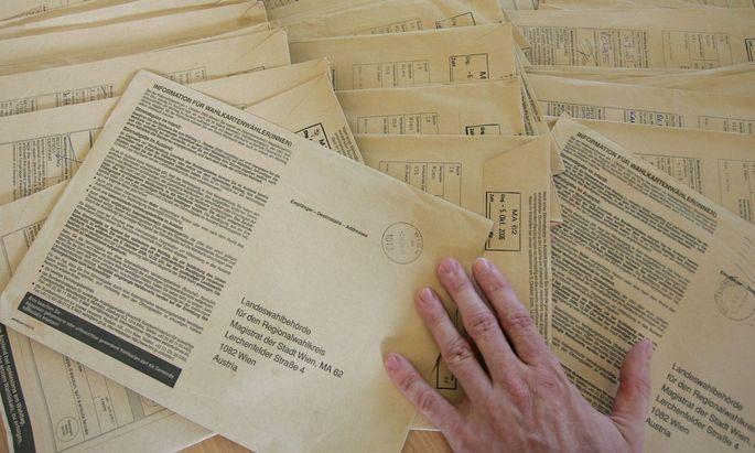 Ein neuer Rekord an Briefwählern wird erwartet.