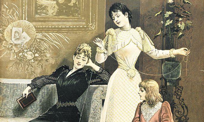 Die hiesige Presse trug im 19. Jahrhundert zur Etablierung einer Wiener Mode bei.
