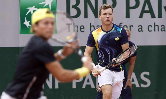 TENNIS - ATP, French Open 2014