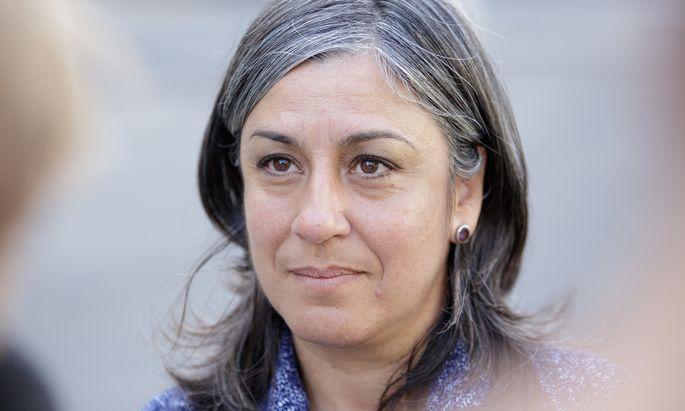 Vizebürgermeisterin Maria Vassilakou.