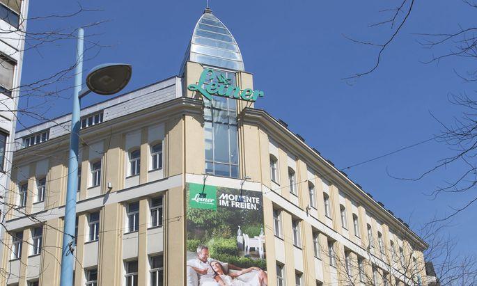 Die Leiner-Filiale in der Wiener Mariahilfer Straße gehört bereits Signa. Nun soll der Rest folgen.
