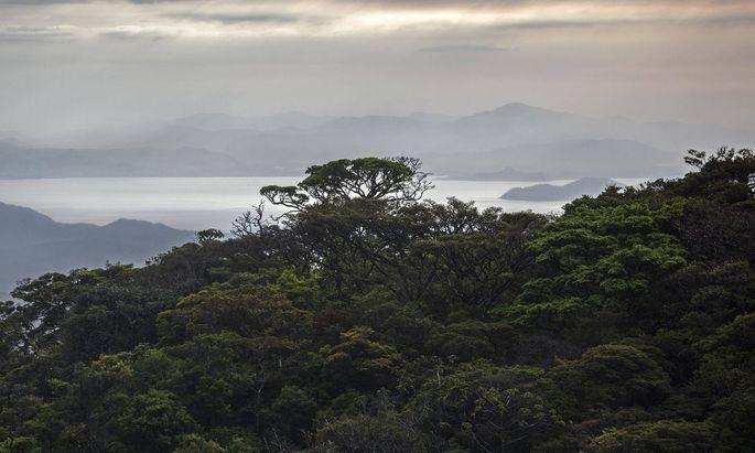 Symbolbil Costa Rica.