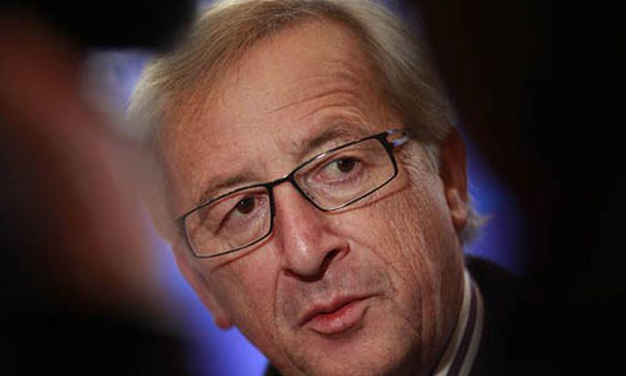 Juncker Eurozone kann Krise