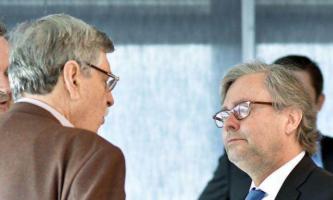 Kann Steger wie geplant Vorsitzender im höchsten ORF-Gremium werden?