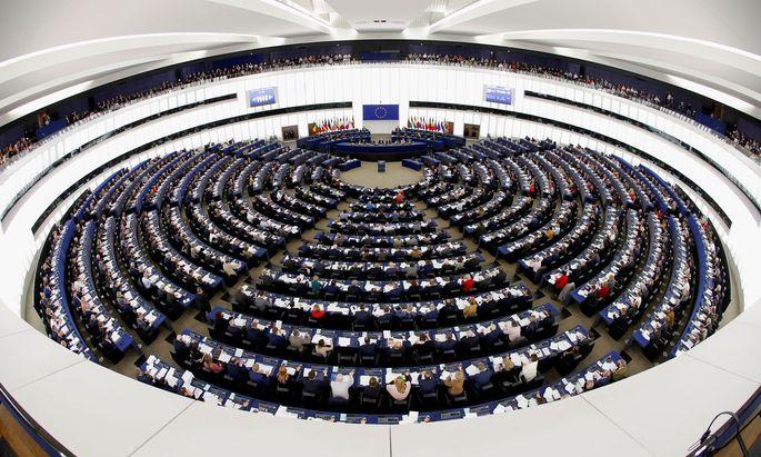 Am Mittwoch soll das Europaparlament in Straßburg seinen Präsidenten wählen.
