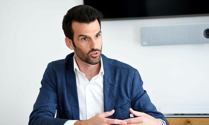 Niederösterreichs FP-Chef Udo Landbauer will sich auf sein Bundesland konzentrieren.
