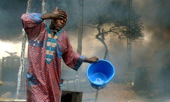 Bombenanschlaege mehrere Kirchen Nigeria