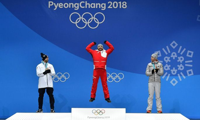 TOPSHOT-LUGE-OLY-2018-PYEONGCHANG-MEDALS